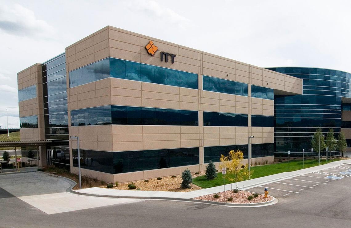ITT Corporation - Patriot Park Building #6