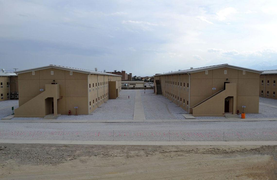 Barracks 15-18, Bagram Air Field