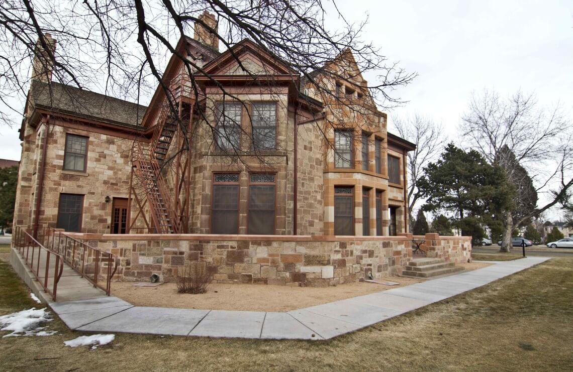 Arthur House at Colorado College