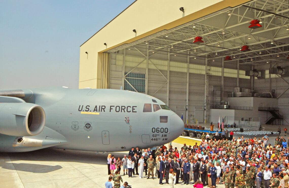 C-17 Hangar & Maintenance Facility