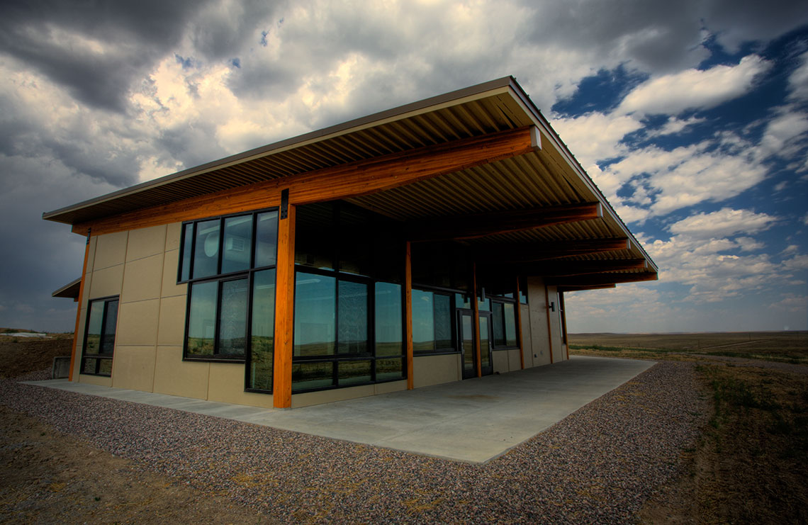 Shortgrass Steppe Research and Interpretation Center