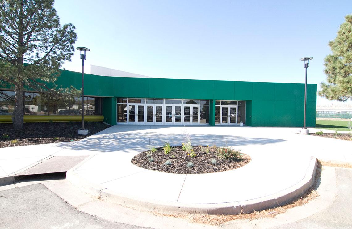 Event Center for the University of Colorado - Colorado Springs