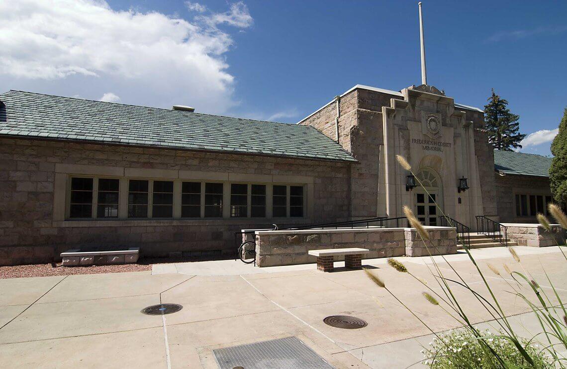 Cossit Hall Men and Women's Dance Program at Colorado College