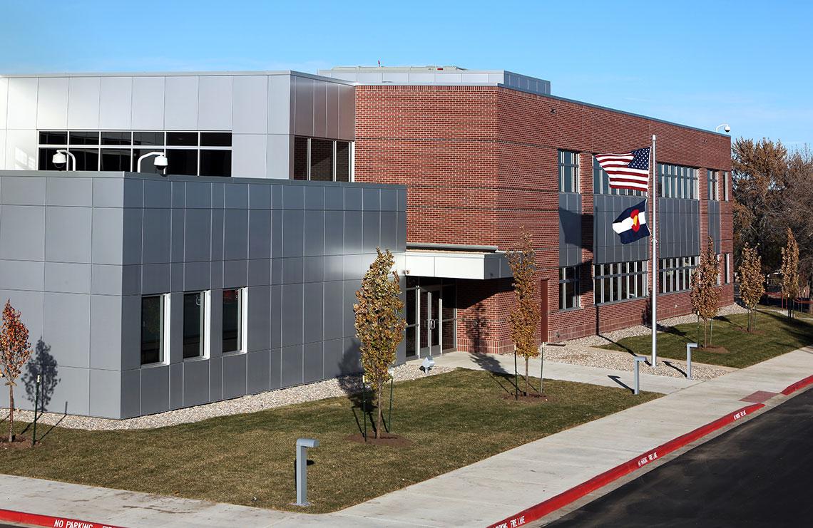 Harrison School District 2 Administration Building