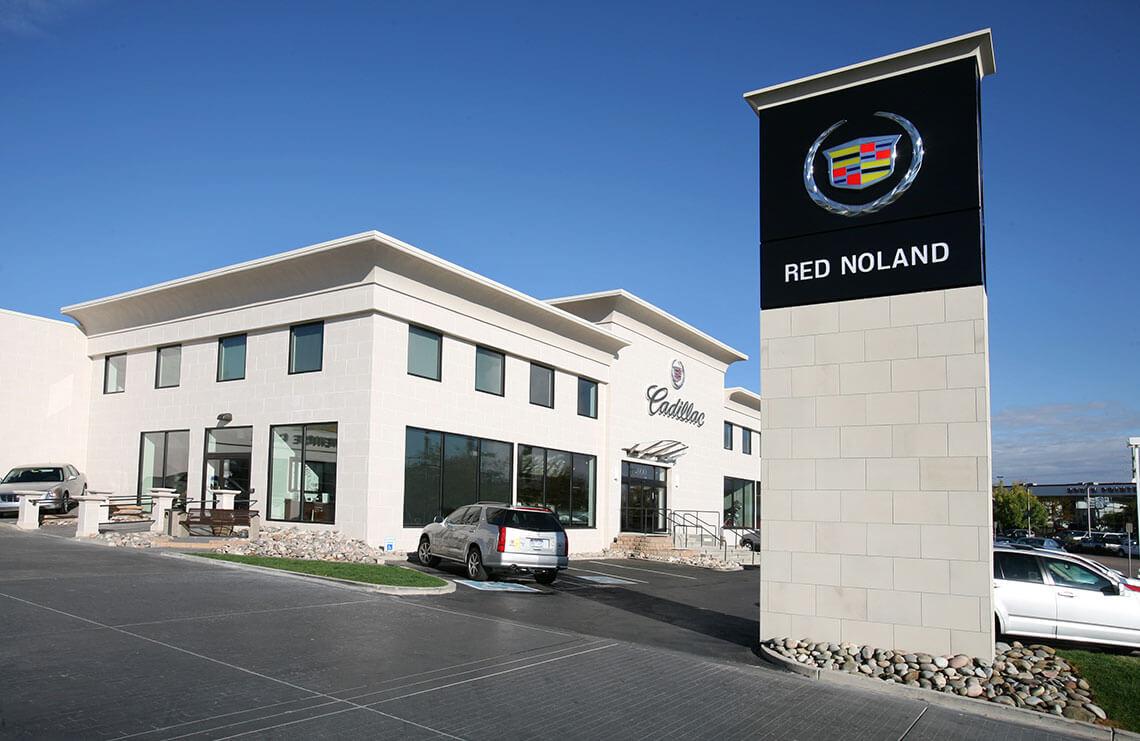 Red Noland Cadillac