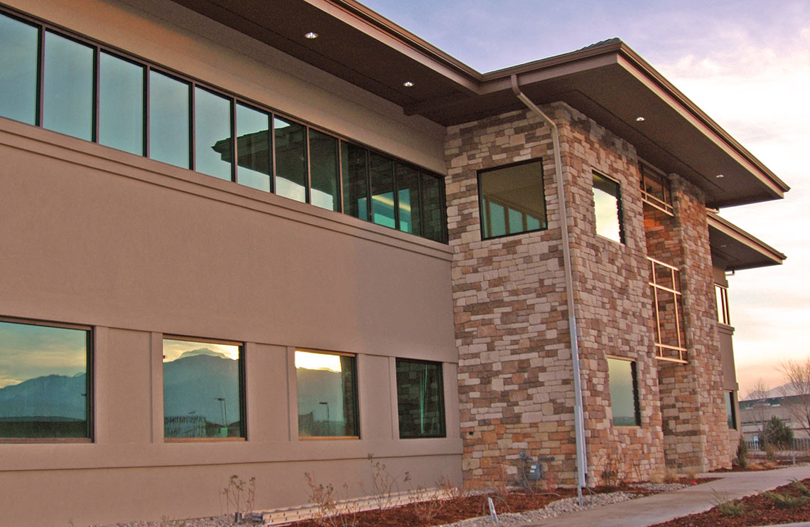 Vantage Homes Corporate Headquarters