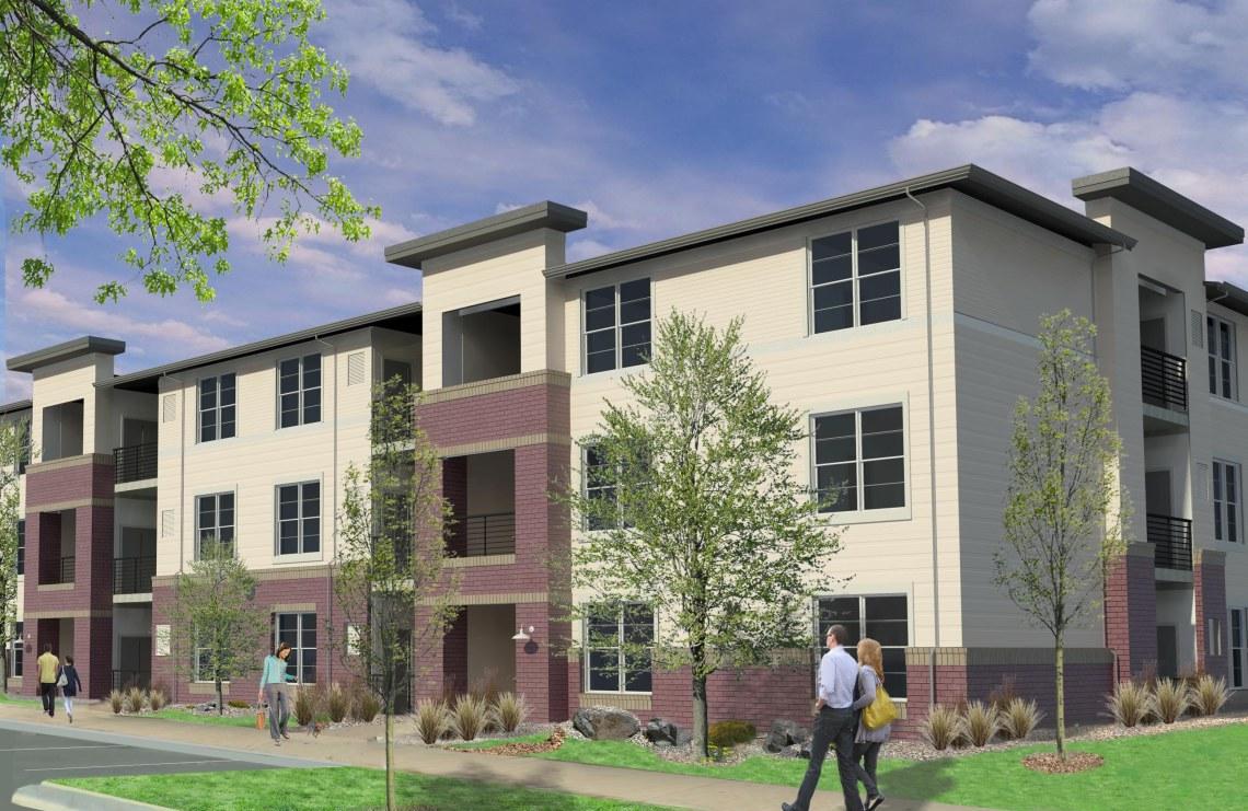 Park Hill 4000 Apartments