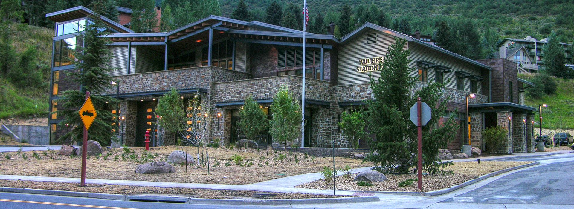 West Vail Fire Station