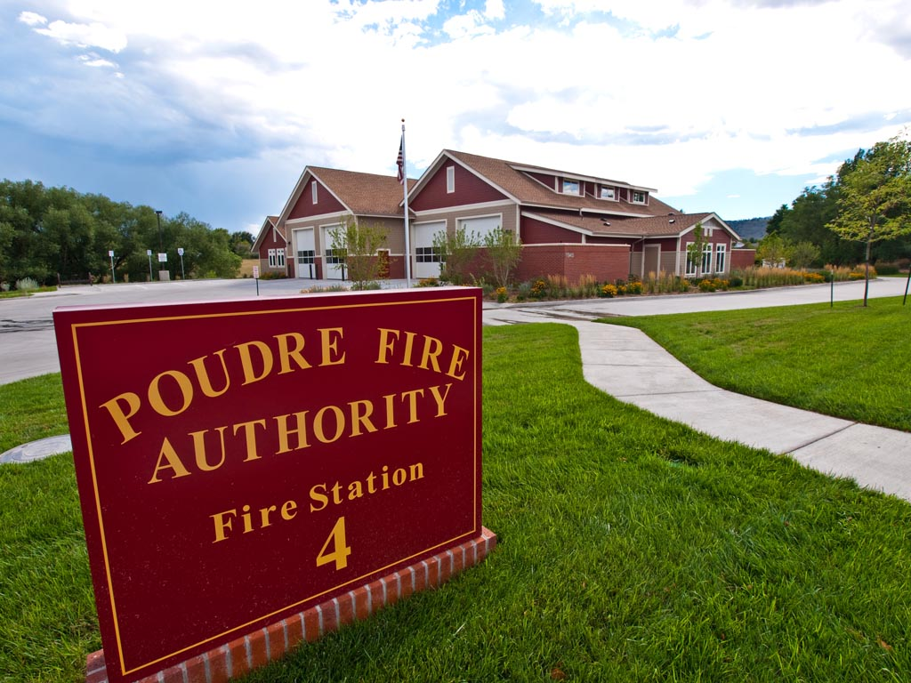 Poudre Valley Fire Station