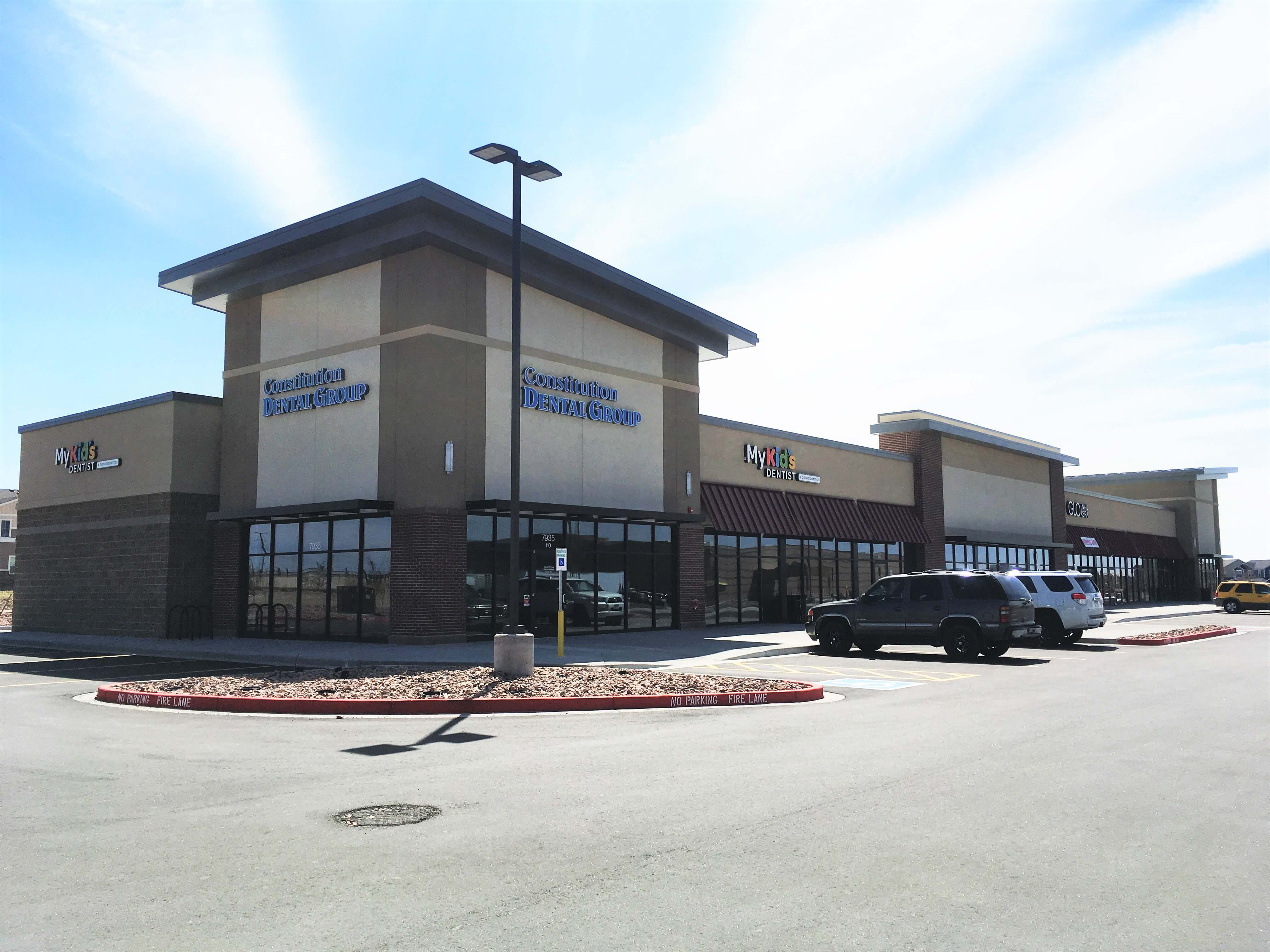 Retail Development & King Soopers Marketplace at Claremont Ranch