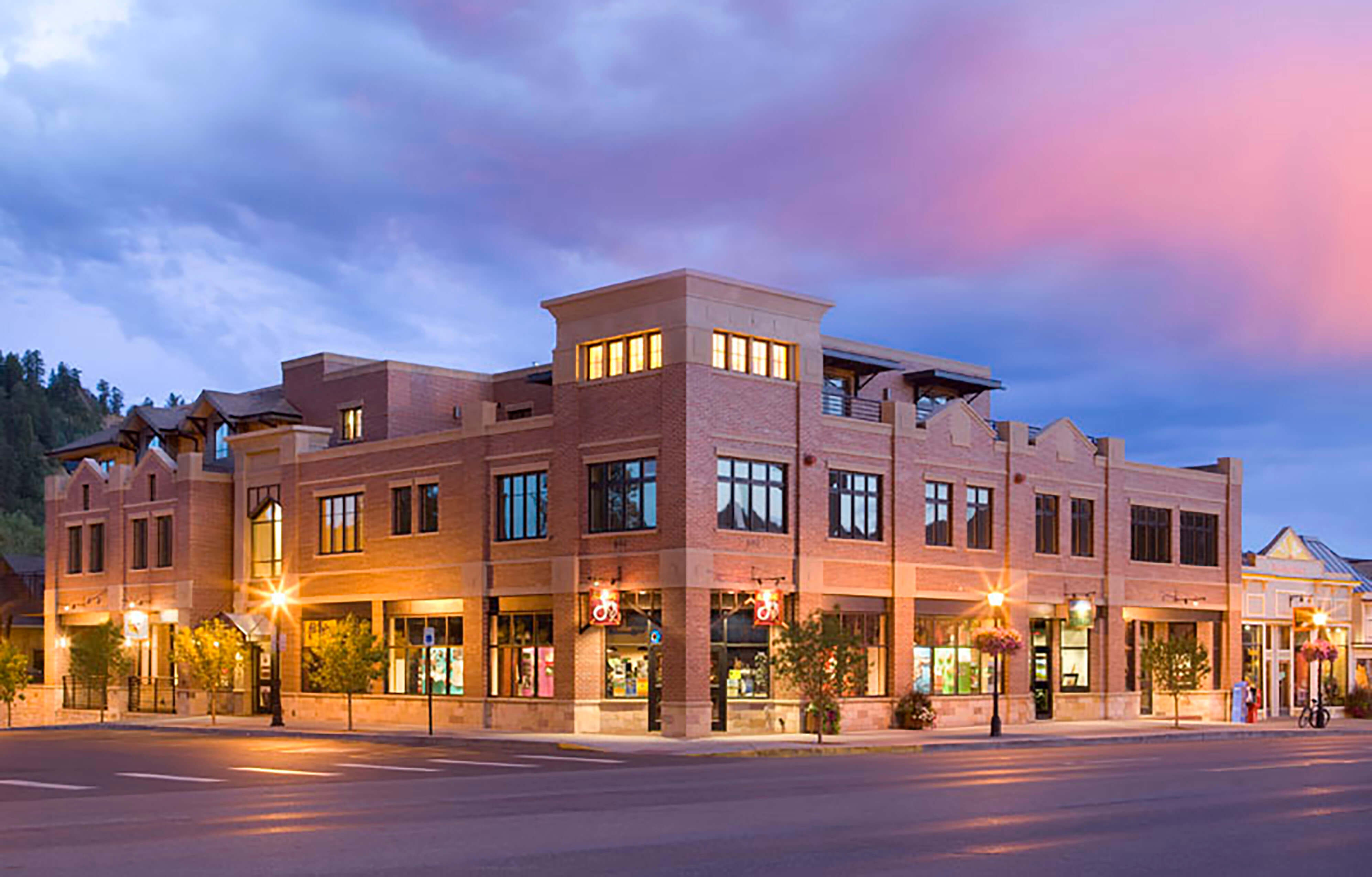 Alpenglow Mixed-Use
