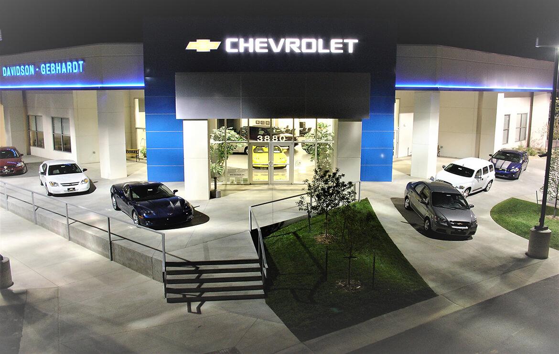 Davidson-Gebhardt Chevrolet & Suburu