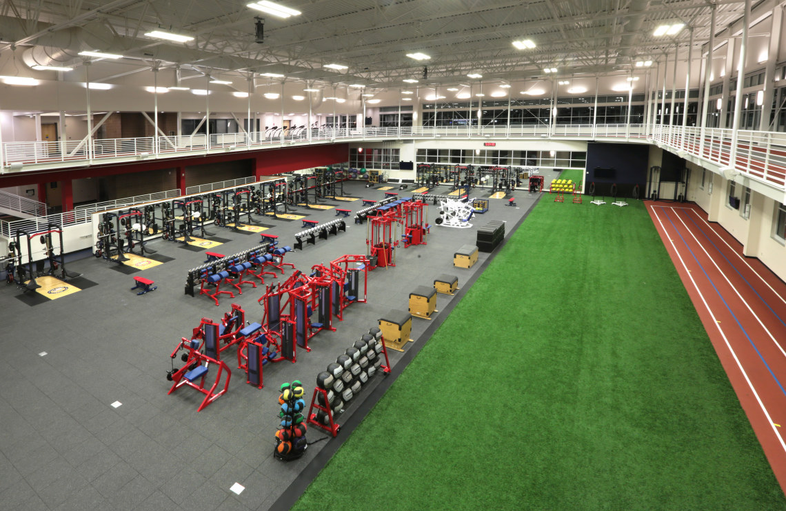 United States Olympic Training Center And Wellness Center