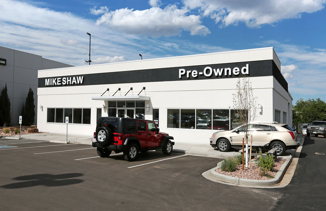Mike Shaw Pre-Owned