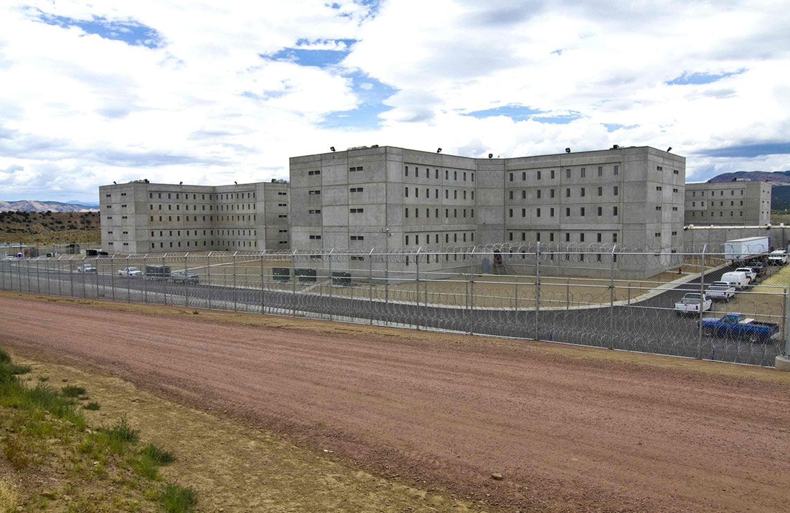 Colorado State Penitentiary