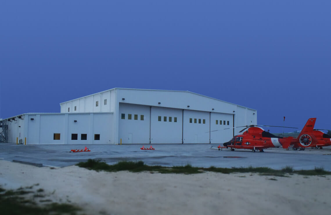 HH-60 Hangar, USCG Air Station Clearwater