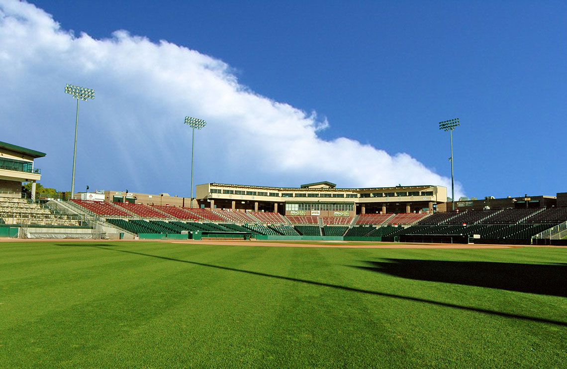 Sky Sox Clubhouse and Stadium Remodel