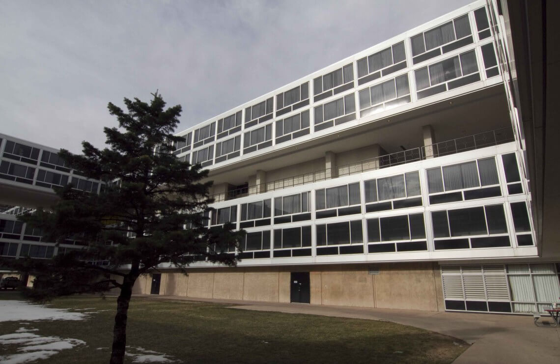 Vandenberg Hall At The United States Air Force Academy