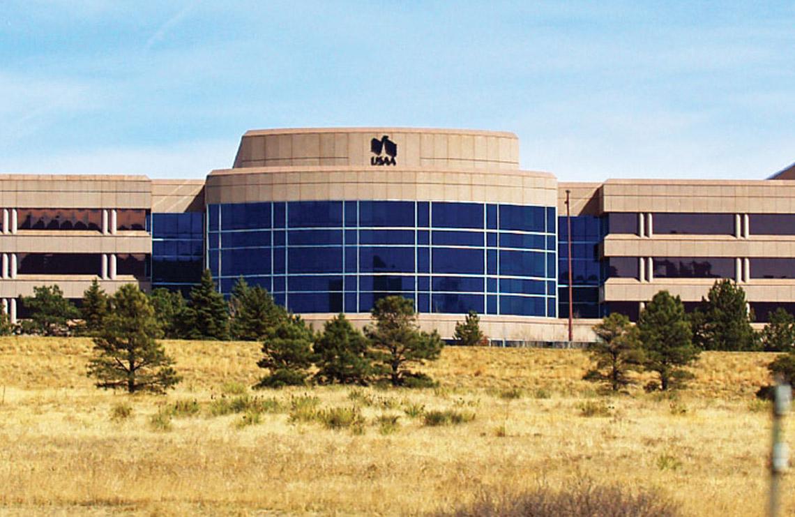 USAA Colorado Springs Campus Renovations