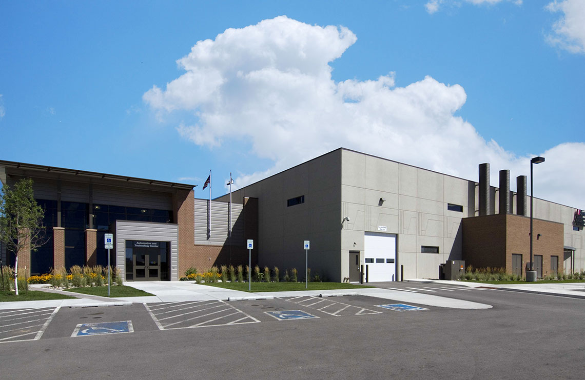 Aims Community College Automotive & Technology Center