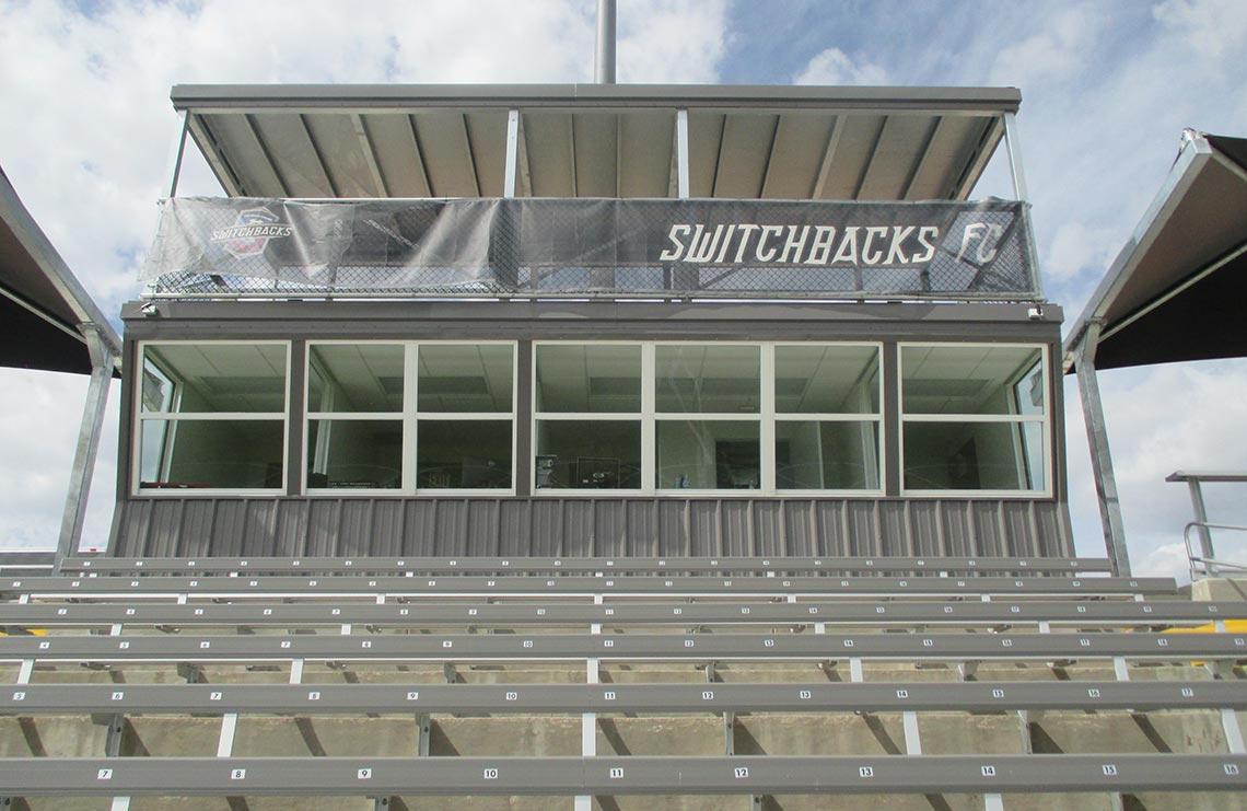 Switchbacks Stadium Improvements