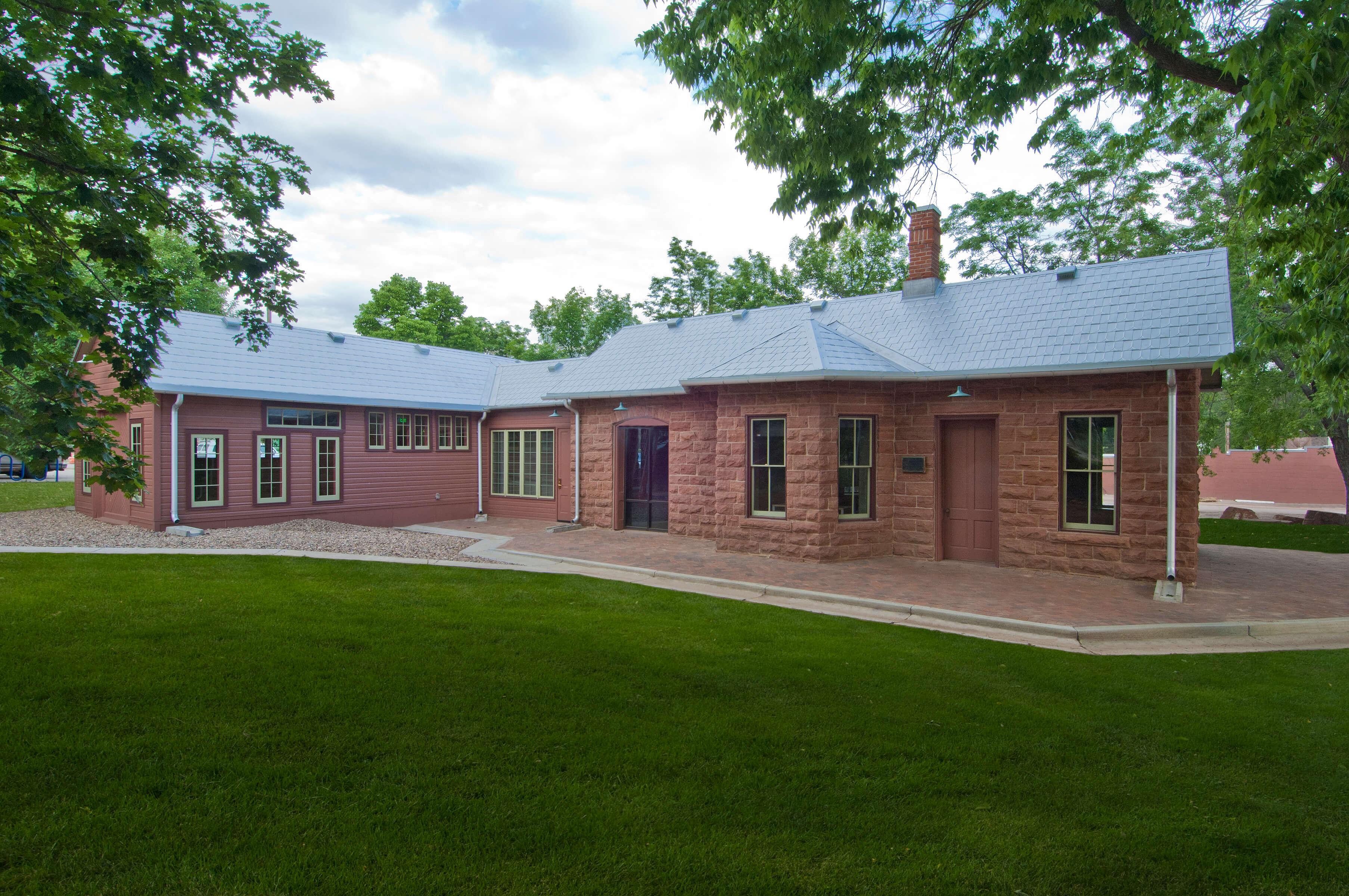 Lyons Depot Restoration