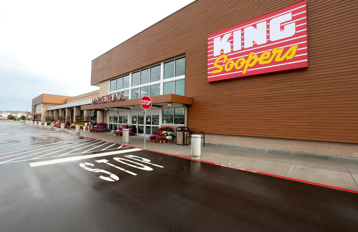 Claremont Ranch Retail & King Soopers Marketplace - Bryan Construction