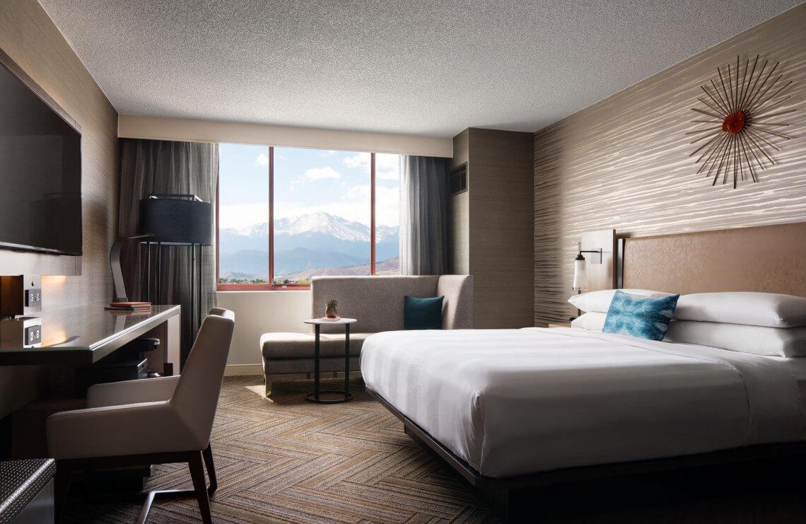Marriott Colorado Springs Renovation